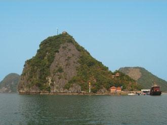 ティートップ島