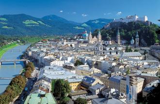 ザルツブルク(オーストリア)へ行こう! ザルツブルクは中世が息づく美し...  近畿日本ツーリス