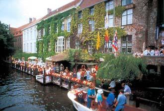 オランダ運河へ行こう! 国土の1/4が海面下といわれるオランダ。おかげ... オランダ運河
