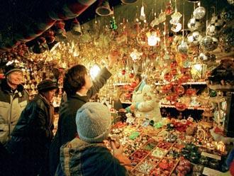 ニュルンベルグのクリスマス市