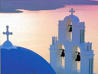 ミコノス島とサントリーニ島&ちょこっとアテネ 8日間