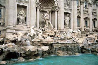 トレビの泉 イタリア・ローマ
