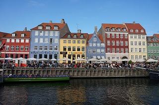 ニューハウン/コペンハーゲン