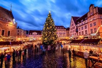 クリスマスマーケット(イメージ)