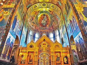血の上の教会(イメージ)