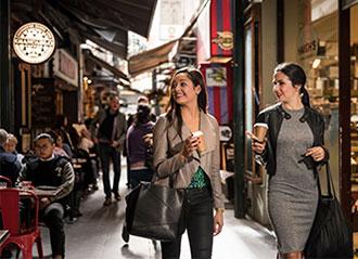 カフェ通り(イメージ)