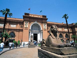 エジプト博物館へ行こう! エジプト・カイロにあるエジプト博物館は、1851年、フランスの考古学者