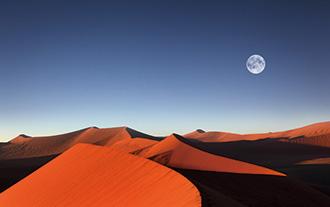 ナミブ砂漠(イメージ)