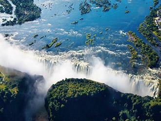 ビクトリアの滝(イメージ)